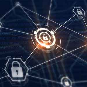 it-security-netwerk-lock